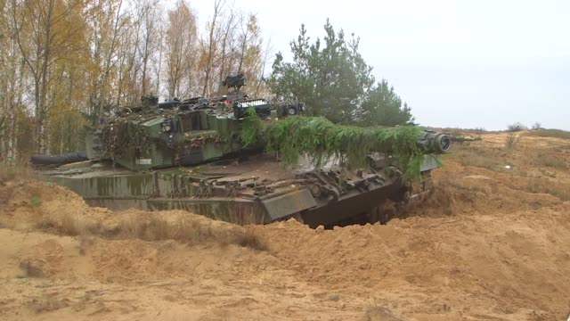 Exercise Iron Wolf II is taking place in Lithuania It involves 2300 troops from 12 NATO Allies The Lithuanianled exercise is helping to train the...
