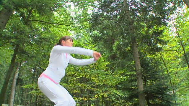 HD-KRAN: Training In der Natur