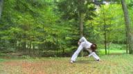 HD CRANE: Exercising In Nature