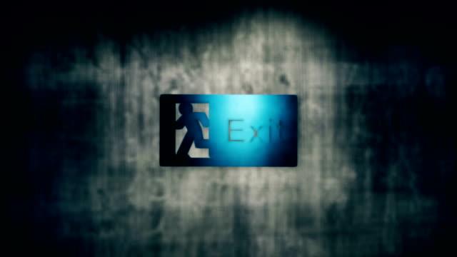 Exit Sign, Danger