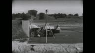 1969 AMC experimental chassis crash test