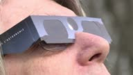 Experts are warning people to protect their eyes as they watch the solar eclipse Friday morning either with special eclipse glasses or by watching...