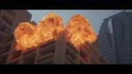 CU, ZI, LA explosion in apartment building