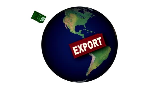 Export Welt (Endlos wiederholbar)