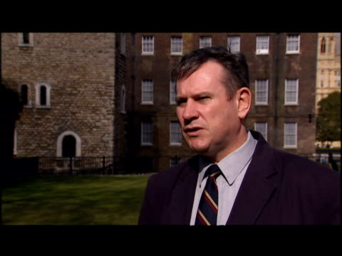 exterior interview Colonel Richard Kemp Former Army Officer
