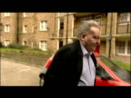 exterior interview with Labour MP Jim Devine as he walks along the street I pleaded not guilty I am an innocent man Devine is from a group of MPs...
