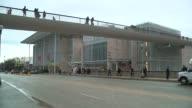 WGN Exterior of Art Institute of Chicago on December 21 2015