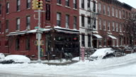 Exterior of Bar Toto in Park Slope Brooklyn.