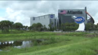 KTLA Exterior of NASA's Kennedy Space Center in Cape Canaveral