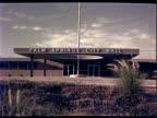 Exterior of Palm Springs City Hall Palm Springs City Hall on January 01 1960 in Palm Springs California