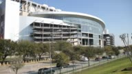 KIAH Exterior of the NRG Stadium During the Day in Houston on March 3 2016