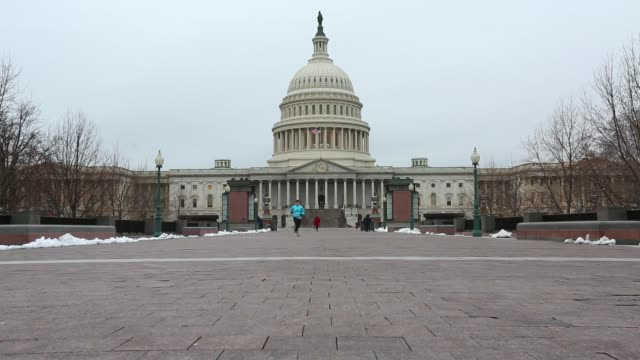 WS exterior of the United States Capitol Building Work is about to begin on a twoyear $60 million renovation of the US Capitol dome March 19 2014 in...