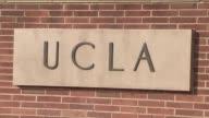 KTLA Exterior of UCLA Campus