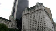 Exterior shot of the Plaza Hotel at 768 5th Ave New York NY