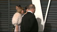 CLEAN Exterior shots Anna Wintour and Bee Shaffer arrival on February 22 2015 in Los Angeles California