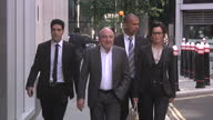Exterior shots Boris Berezovsky arrives at the High Court with his legal team Exiled Russian Oligarch Boris Berezovsky has lost his 32 billion pound...
