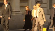 Exterior shots David Theresa Yeates parents of Joanna Yeates arrive at Bristol Crown court with their son Chris Family of Joanna Yeates Arriver at...