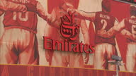Exterior shots Emirates Stadium home to Arsenal Football Club on August 02 2011 in London England