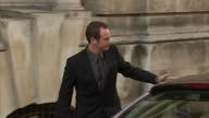 Exterior shots Greg Reardon boyfriend of murdered woman Joanna Yeates arriving at Bristol Crown court for the trial of Vincent Tabak Greg Reardon...
