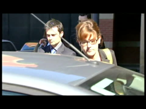 Exterior shots Mark Darwin Anthony Darwin sons of John Darwin Anne Darwin arrive at Teesside Crown Court Middlesbrough