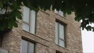 Exterior shots of a newly built block of flats in Kensington High Street 68 of which have been acquired by the council for social housing use on 23...