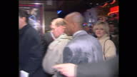 Exterior shots of actors and celebrities arriving at the premiere of Star Trek First Contact including James Cromwell and Gates Mcfadden footballer...