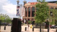 Exterior shots of Citi Field Stadium Citi Field Stadium Draws Crowds for All Star Game on June 07 2013 in New York New York