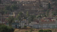 Exterior shots of domed Catholic churches in Duhok and streetscenes on June 16 2014 in Kirkuk Iraq