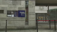 Exterior shots of Memorial de la Shoah in Paris Protests at venues after comic Dieudonne M'Bala M'Bala banned from performing on January 09 2014 in...