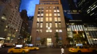 Exterior shots of Tiffany and Cos flagship store on the corner of 5th Avenue and 57th Street in Manhattan shot on May 22nd 2015 Shots Wide shots of...