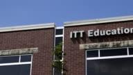 Exterior sign ITT Educational Services