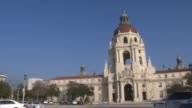 KTLA Exterior View of Pasadena City Hall