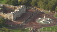 Exteriors Aerials Buckingham PalaceA burglar broke into Buckingham Palace after climbing a wall and kicking open a door The man was arrested in a...