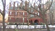 Exteriors of Chicago archdioceseowned residence Cardinal Francis George lived in after retirement before his death