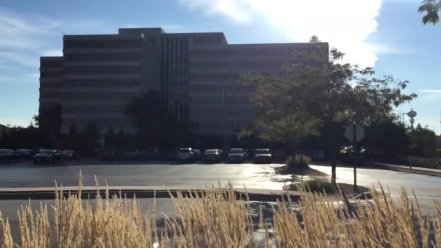Exteriors of mcdonald 39 s corporate office building restaurant stock footage video getty images - Mcdonald corporate office ...
