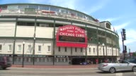 Exteriors Of Wrigley Field at Wrigley Field on July 23 2013 in Chicago Illinois