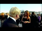 exteriors singer Joss Stone talks with London Mayor Boris Johnson exteriors Prince William arrives greets Joss Stone exteriors Joss Stone talks with...