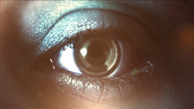 eye as a lens concept