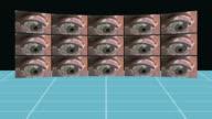 Occhio parete