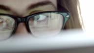 Eye watching-Bildschirm.