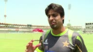 Eyes might be on the football World Cup but Pakistans cricket team are training hard ahead of their World Cup next year