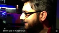 Eyewitness in Watertown describes the sounds and scene By Eric Moskowitz/Globe Staff 'It sounded like fireworks' on April 19 2013 in Watertown...