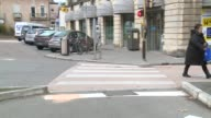 Eyewitnesses describe the aftermath of an attack after a driver shouting Allahu Akbar ploughed into pedestrians in eastern France Sunday injuring 11...