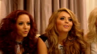 X Factor Winners 'Little Mix' interview ENGLAND London INT Little Mix interview SOT On their album wants it to be fresh and funky something that's...