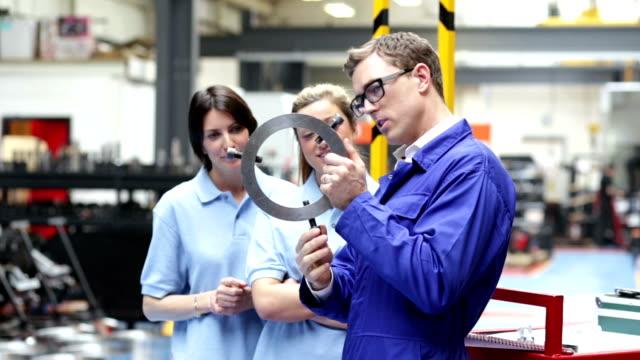 Factory Apprentices