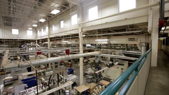 WS HA PAN Factory floor / Nazareth, Pennsylvania, USA