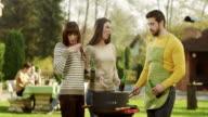 Failed grill