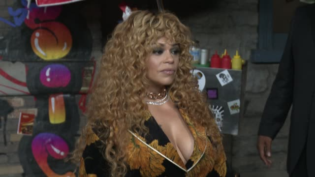 Faith Evans at 'VH1 Hip Hop Honors The 90's Game Changers' Monday September 18 At 9PM ET/PT at Paramount Studios on September 17 2017 in Los Angeles...