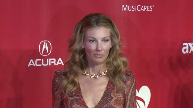 Faith Hill at MusiCares 2013 Person Of The Year Tribute 2/8/2013 in Los Angeles CA