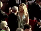 Faith Hill at the 2000 Academy Awards at the Shrine Auditorium in Los Angeles California on March 26 2000